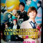 Review Film : Assassination Classroom Graduation