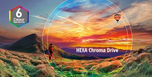hexa chrome panasonic