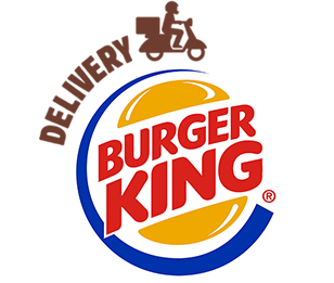 Menu Burger King dengan Layanan Delivery